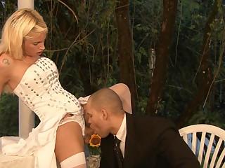 ShemaleWeddings Video: Dany and Tony